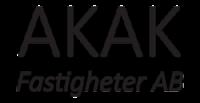 AKAK Fastigheter Logotype